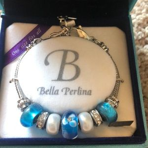 Bella Perlina Adjustable Bracelet